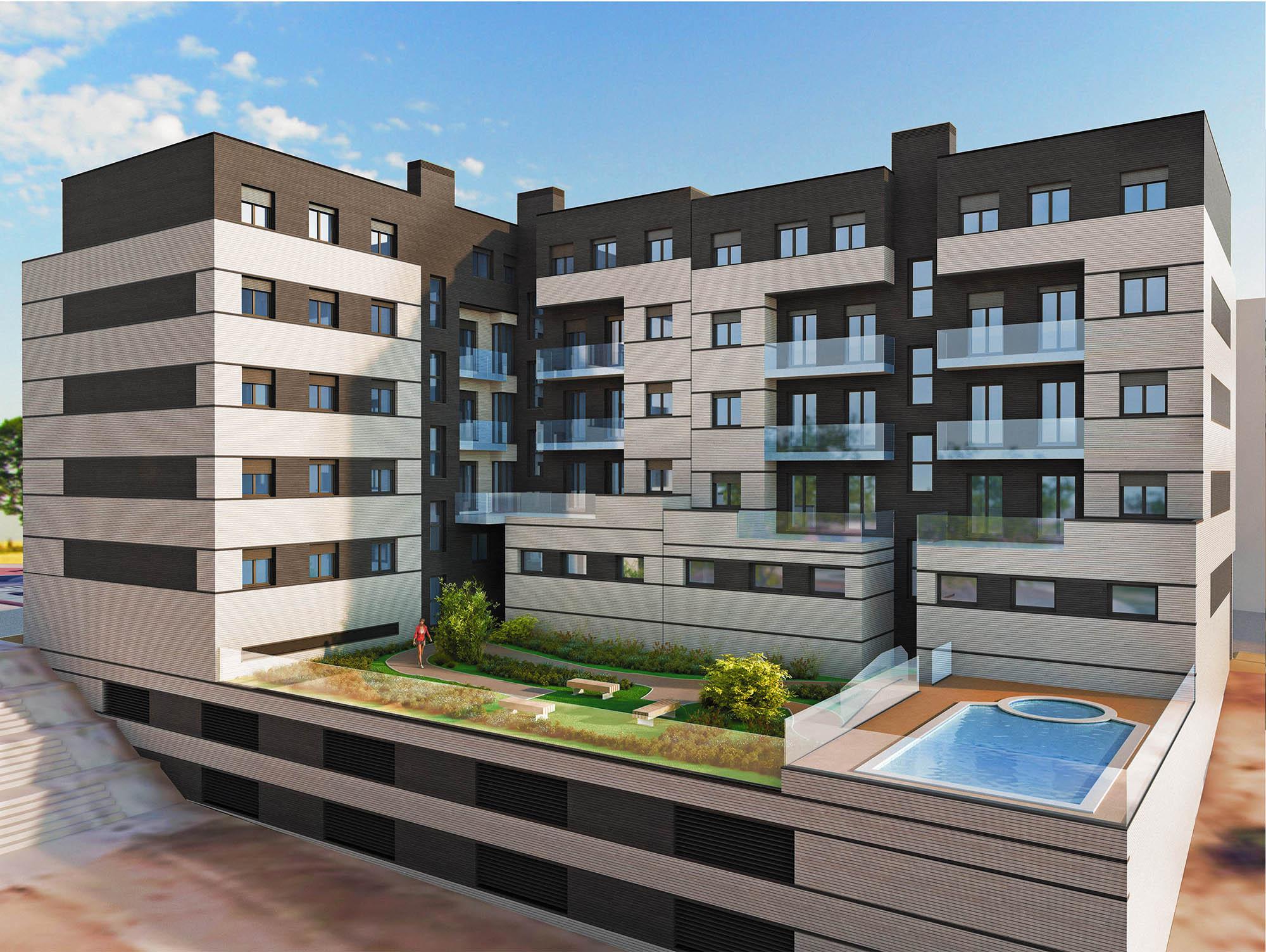 Adecogestión -Promoción Edificio Pinar
