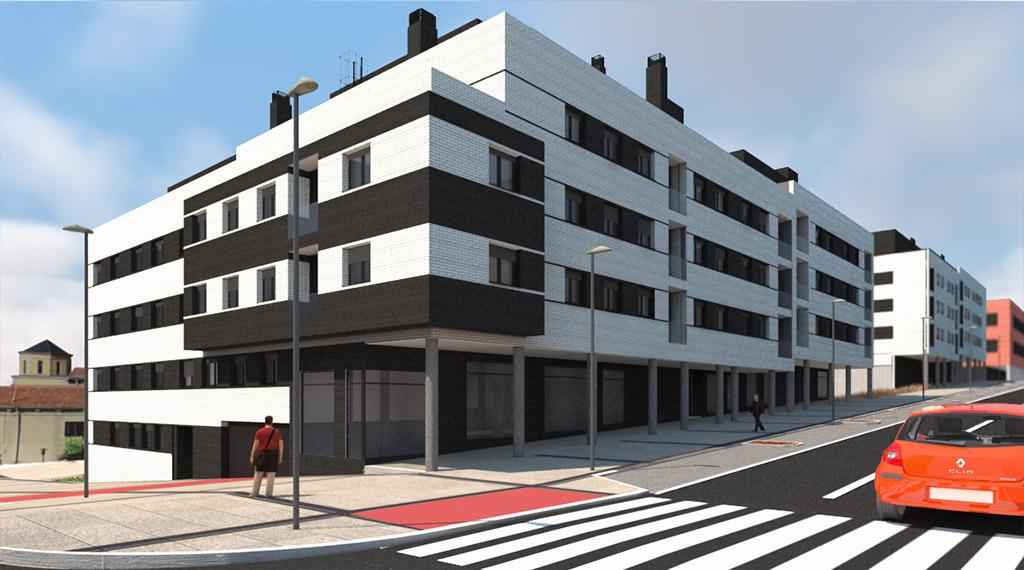 Adecogestión -Promoción Edificio Pinar 2